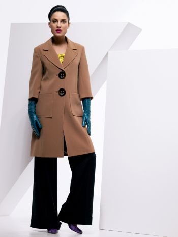 Fashion History Of Women S Coats And Jackets 2006 7